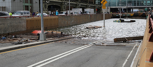 New Study Says Infrastructure Already Feels Climate Change's Impact