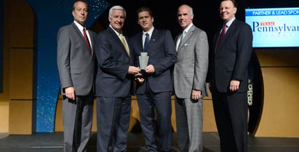 Volvo CE honored with Annual Pennsylvania Governor's ImPAct Awards