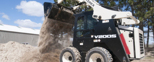 Terex launches Generation 2 skid steers and compact track loaders with more than 100 upgrades