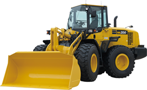 Komatsu America Launches WA200-7 Wheel Loader with T4i Engine